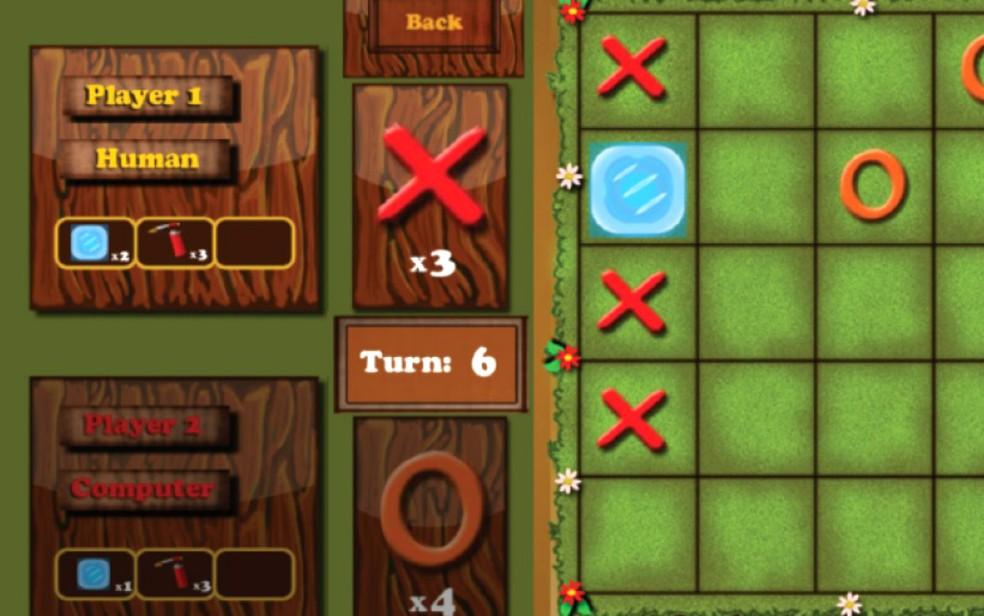Game 'Tic Tac Toe SP' (Foto: Divulgação/Gamepólitan)
