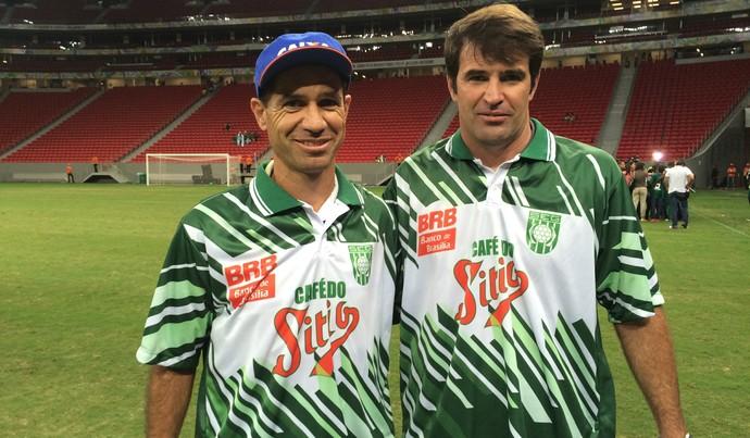 Jairo e Gérson Gama (Foto: Fabrício Marques)