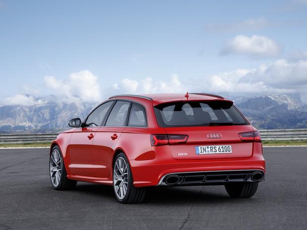 Audi RS 6 Performance (Foto: Divulgação)