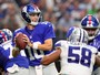 Eli Manning supera calouro, e Giants batem Cowboys; Seattle vence Miami