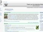Wikipédia volta ao ar após protesto contra leis antipirataria nos EUA