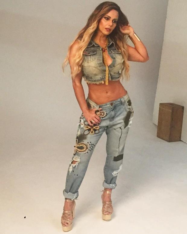 Viviane Araújo (Foto: Instagram / Reprodução)