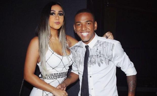 Crislaine Gonçalves e Nego do Borel não estão mais juntos (Foto: Reprodução/Instagram)