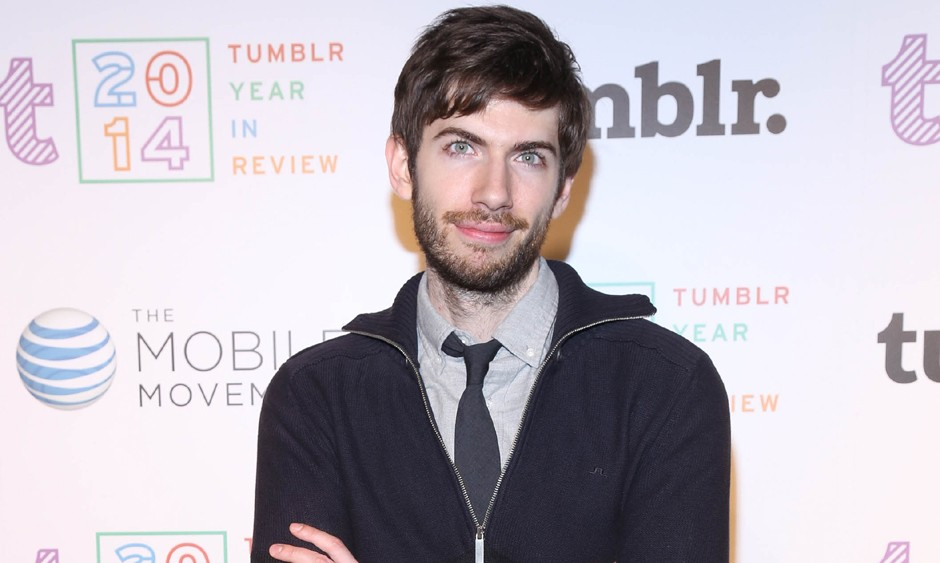David Karp, fundador do Tumblr (Foto: Getty Images)
