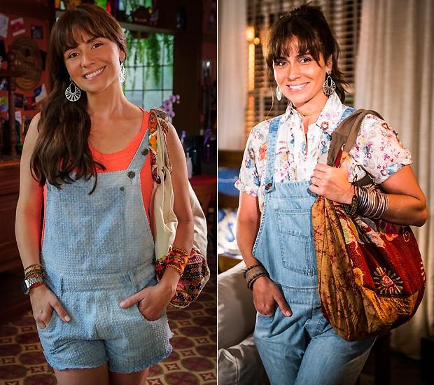 Giovanna Antonelli sempre lança tendências nas novelas. Desta vez, acredito que o destaque  será os acessórios artesanais (Foto: TV Globo/Divulgação)