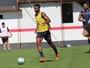 Ligger e Fernandinho voltam e devem ser titulares do Joinville contra o Tupi