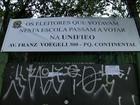 TRE não conta votos de Giglio e aponta vitória de Lapas em Osasco