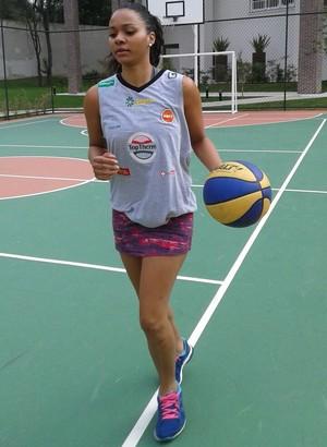 Jeanne Morais - recuperação de lesão no joelho esquerdo (Foto: Jeanne Morais / Arquivo Pessoal)