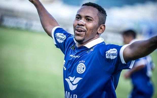 Da Silva não será desfalque para o jogo contra o Sport (Foto: Filippe Araújo/ADC)