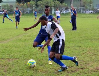 Treino do São José Esporte Clube (Foto: Danilo Sardinha/GloboEsporte.com)