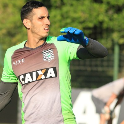 Gatito Fernandez (Foto: Luiz Henrique/Figueirense FC)