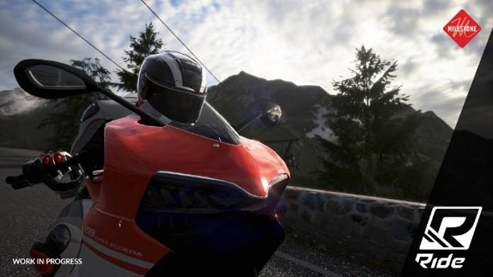 Ride, novo simulador de motos do estúdio de MotoGP, chega em 2015 (Foto: Divulgação)
