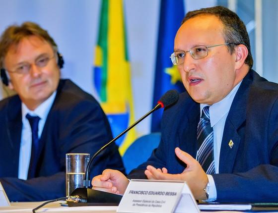 Francisco Bessa, secretário do Ministério da Transparência, Fiscalização e Controle  (Foto: Divulgação/CGU)