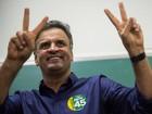 Aécio Neves vence no ES com 53,85% dos votos (Marcos de Paula/Estadão Conteúdo)