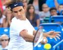 Roger Federer elimina Fish e encara compatriota na semi em Cincinnati