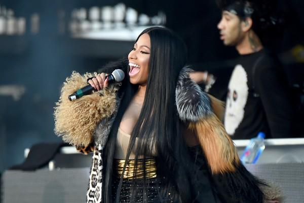 A cantora Nicki Minaj (Foto: Getty Images)