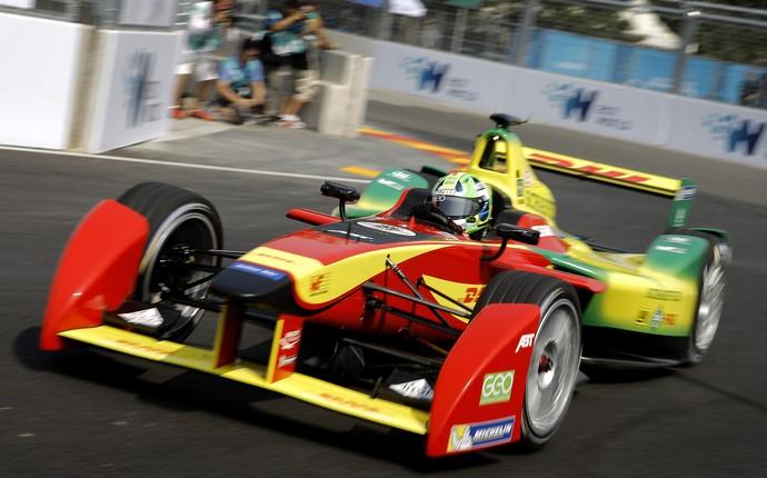 Lucas di Grassi, GP China, Fórmula E - AP (Foto: AP)