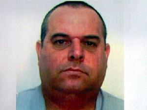 O soldado da PM Marcos Aurélio de Santi  (Foto: Reprodução/EPTV)