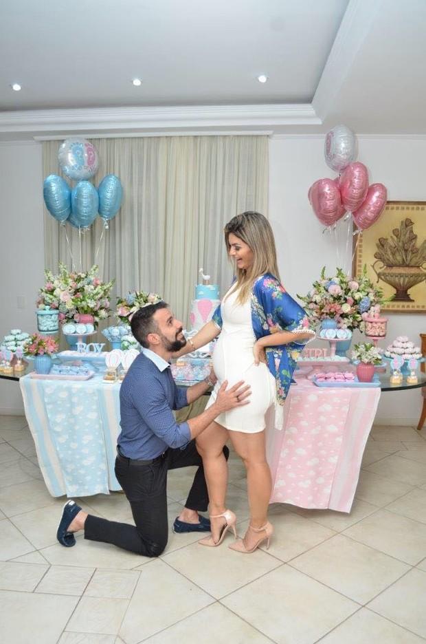 Mico Freitas e Kelly Key (Foto: Divulgação)