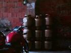 Mais de 300 botijas de revendedoras clandestinas são apreendidas no ES