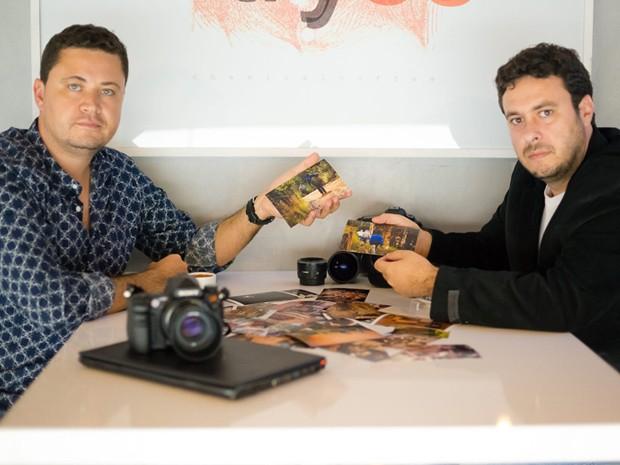 Fotógrafos de Poços de Caldas (MG) só conseguiram arrecadar 11% do valor para financiar o acervo fotográfico 'Caiapós do São José' (Foto: Reprodução/ Arquivo Pessoal)