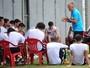 Dorival quer Santos com força máxima no Paulistão apesar de maratona