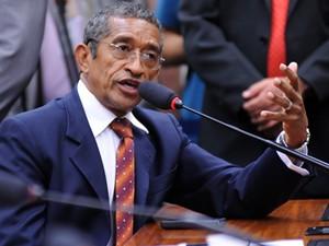 O deputado federal Vicentinho (SP), líder do PT na Câmara (Foto: Lucio Bernardo Jr./Câmara)