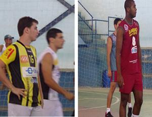 Quatis e Volta Redonda duelam às 20h (Foto: Reprodução/TV Rio Sul)