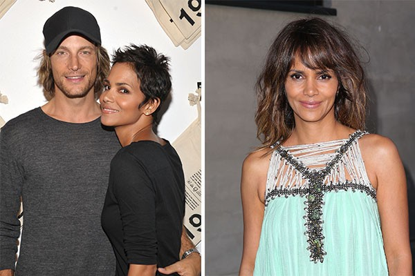 Halle Berry e Gabriel Aubry  (Foto: Getty Images)
