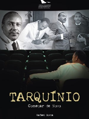 Livro conta a trajetória do político santista Esmeraldo Tarquínio (Foto: Divulgação)