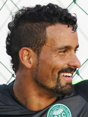 Leandro Silva Coritiba (Foto: Giuliano Gomes/ Agência PR PRESS)