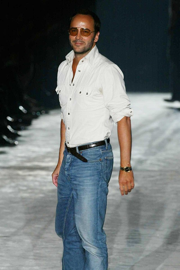 d5ae713ca Tom Ford - Back at Gucci - Vogue