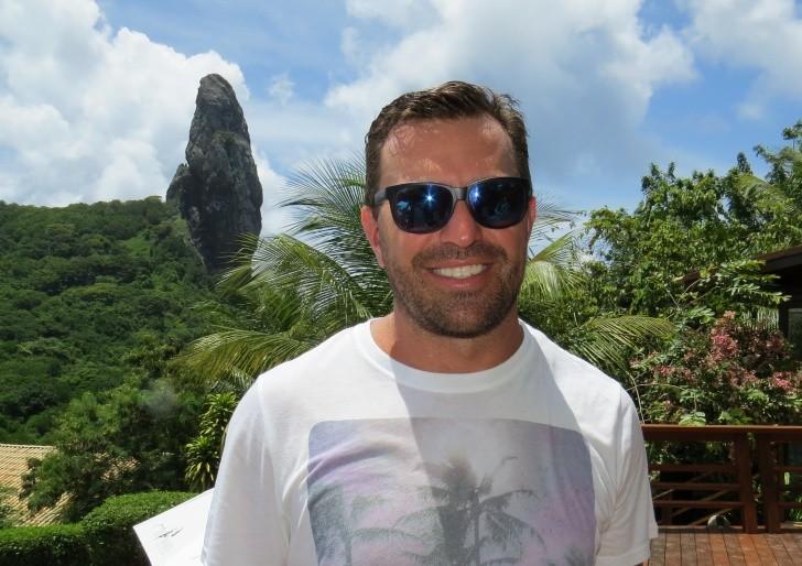 Rodrigo Bocardi em Noronha 2