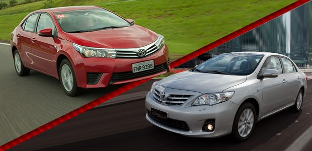 Novo ou Usado: Toyota Corolla (Foto: Autoesporte)