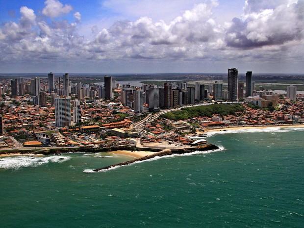 Praia de Areia Preta (Foto: Canindé Soares)