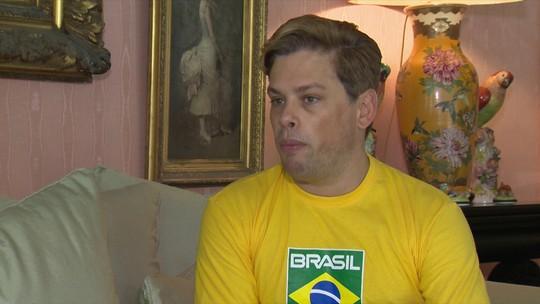 Ex-campeão, Bruno Chateaubriand assume Federação de Ginástica do Rio