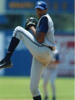 Colin Kaepernick beisebol (Foto: Reprodução / Twitter)