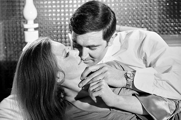 George Lazenby em '007 - A Serviço Secreto de Sua Majestade' (Foto: Divulgação)