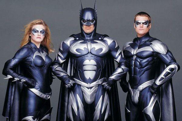 Os protagonistas de Batman & Robin (1997) (Foto: Reprodução)