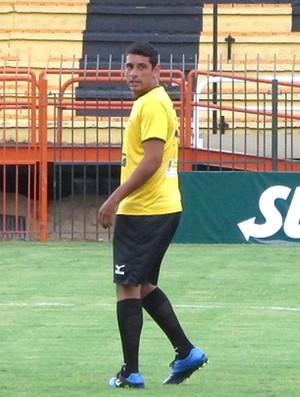 Diego Souza, pelada Dedé (Foto: Richard Souza / Globoesporte.com)
