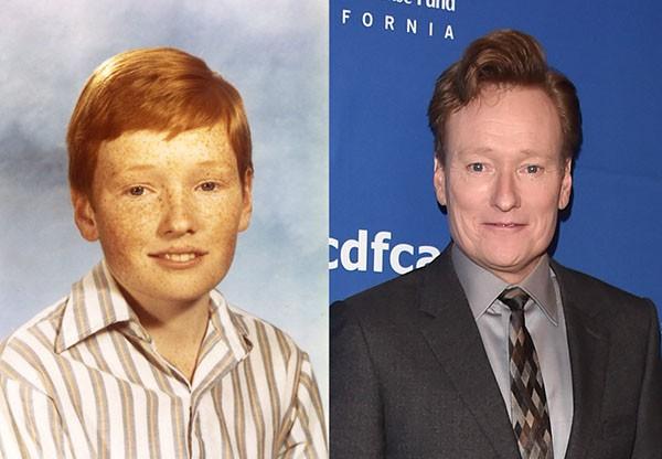 Conan O'Brien (Foto: Twitter / Getty Images)
