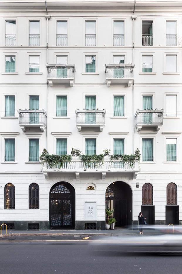 Hotel Senato Milano (Foto: Robert Holden/ divulgação)