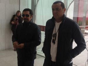 Frank Aguiar disse que foi influenciando por Dominguinhos (Foto: Tatiana Santiago/G1)