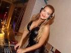 Geisy Arruda toca como DJ e diz que está na seca: 'Homens se assustam'