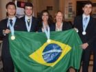 Brasil mantém tradição e traz quatro medalhas em olimpíada de química
