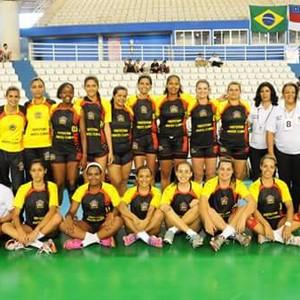 Handebol feminino de Montes Claros se prepara para a Copa do Brasil (Foto: Divulgação)