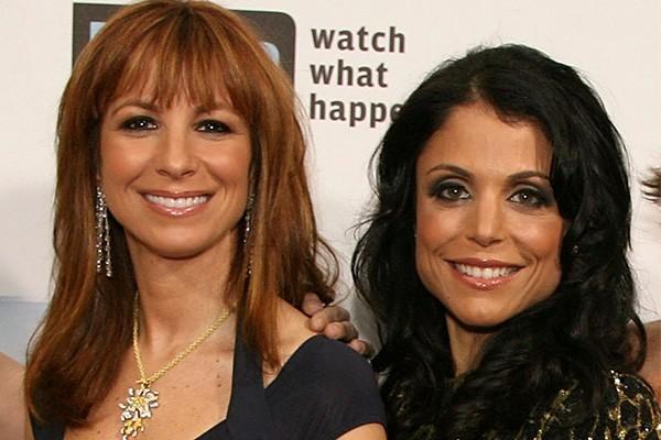 Bethenny Frankel e Jill Zarin (Foto: Getty Images)