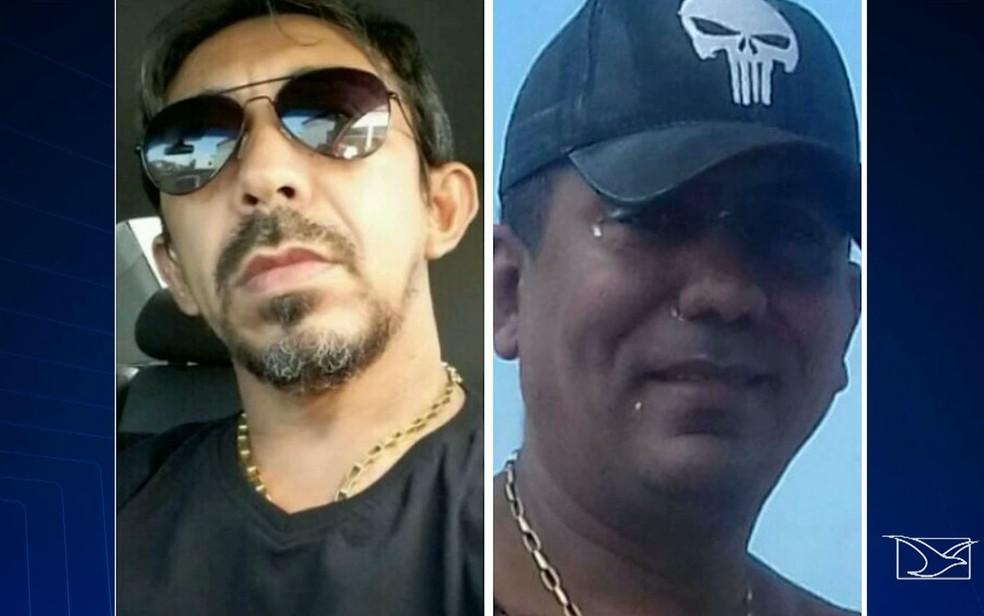 Soldado Alberto e cabo Júlio Pereira estão desaparecidos no Maranhão desde o dia 17 de novembro (Foto: Reprodução/TV Mirante)