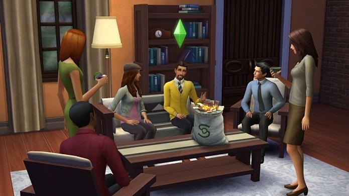 Veja como ganhar dinheiro em The Sims 4 sem usar Cheats (Foto: gamefront.com)