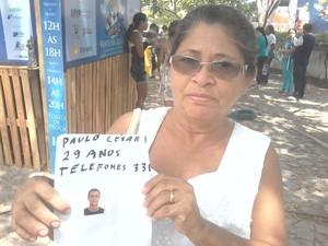 Eliane Rodrigues Batista (Foto: Thiago Conrado/ G1)